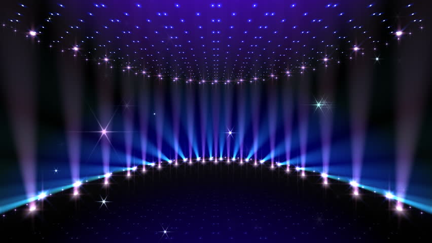 Sound Lighting Concert Background