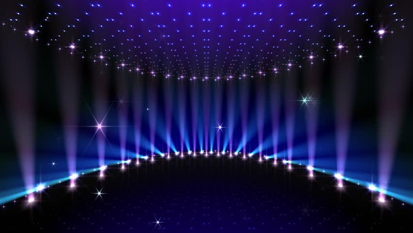 Sound Lighting Concert Background