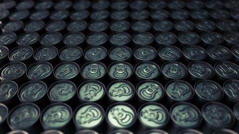 Aluminum soda cans