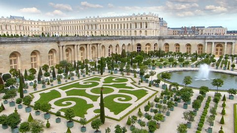 The Palace of Versailles and Garden, France