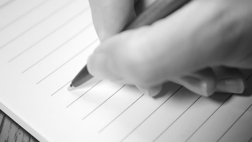 Stock video of slow motion love letter writing 1080p 8323822 stock video of slow motion love letter writing 1080p 8323822 shutterstock thecheapjerseys Images