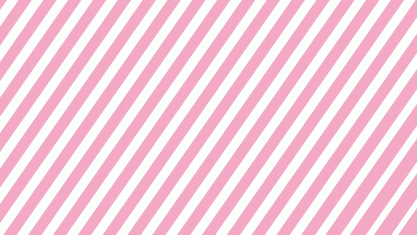 Pink Candy Striped Video Background Stock Footage Video 100