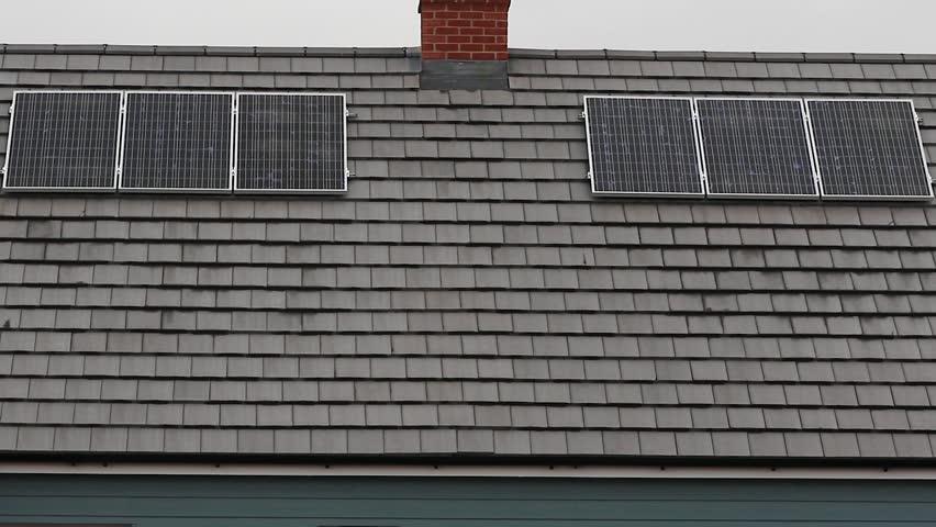 Solar Panels. Alternative Energy. | Shutterstock HD Video #8808322
