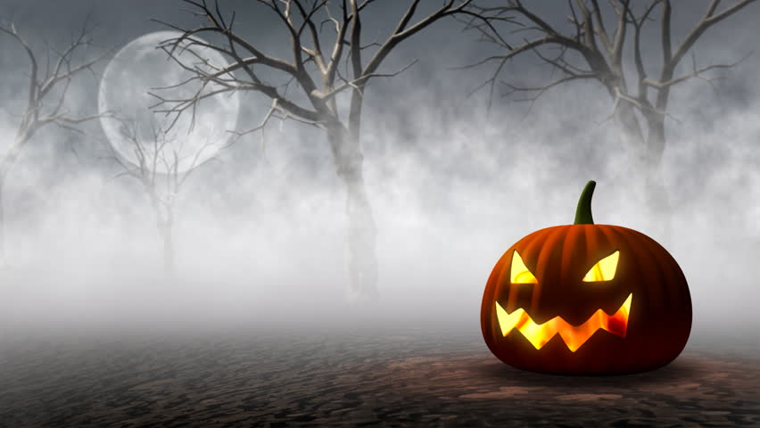 Stock Video Clip of Halloween Pumpkin | Shutterstock