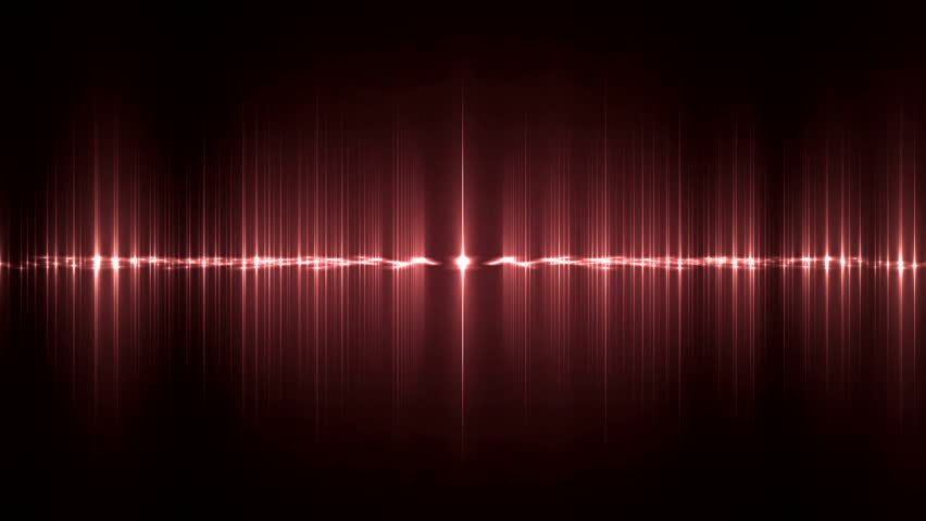 Download Free 3d Music Equalizer Wallpapers Hd: Stock Video Of Abstract Red Background For Use With