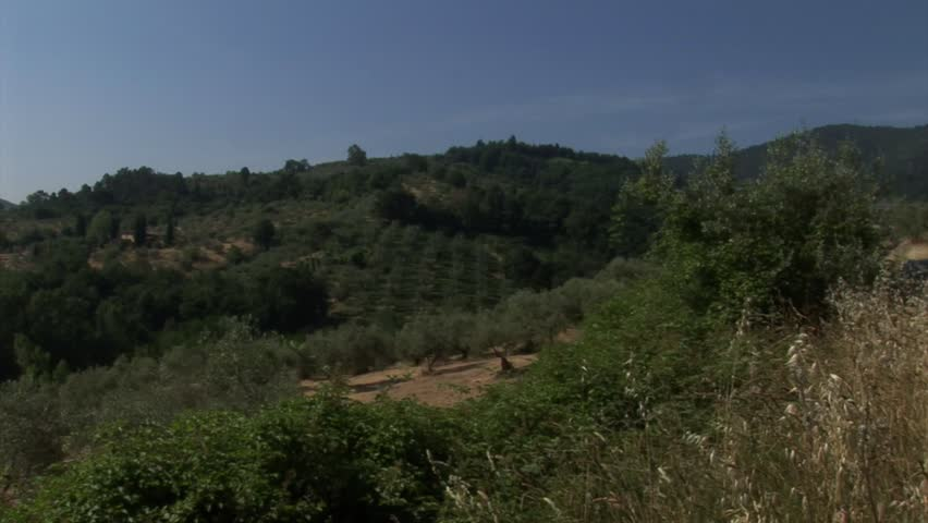 View from Tuscan countryside   Shutterstock HD Video #9017212