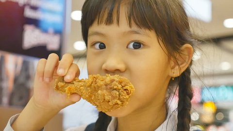 Kfc Chicken Stock Video Footage 4k And Hd Video Clips Shutterstock