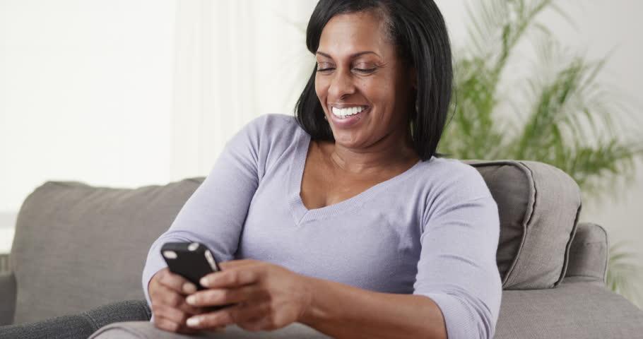 Mature black women videos