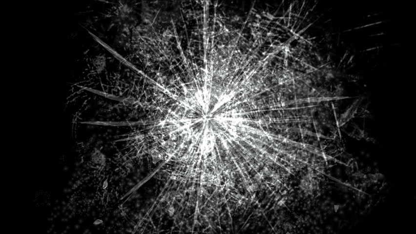 4k accident impact traces background,broken cracked damaged glass backdrop,boxing punch hit ice windows. 0502_4k