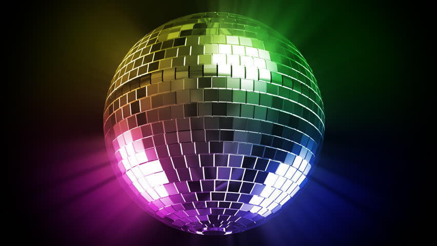 Disco lights stock footage video 1048564 shutterstock for Disco ball coloring page