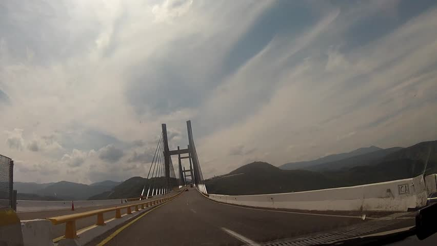 Mexico to Acapulco Road Bridge Ride.