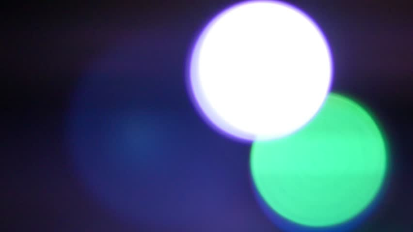 Background-Overlays-Red-blue-green lights blinking over a black background/Overlays circles   Shutterstock HD Video #9395432