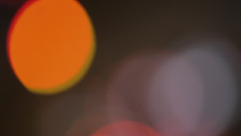 Video Motion blurred colored spots | Shutterstock HD Video #9401042