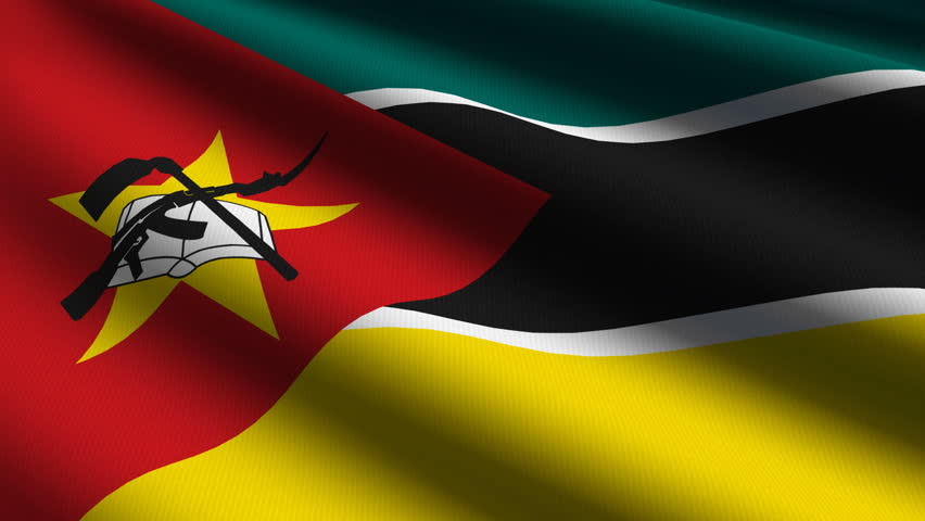Mozambican Close up Waving Flag Stock Footage Video (100% Royalty-free)  941782 | Shutterstock