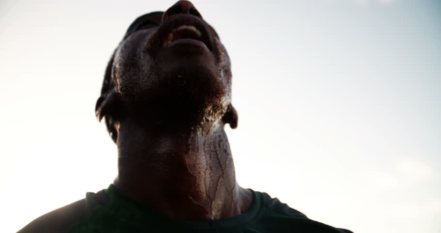 Header of sweaty