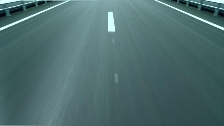 Header of road