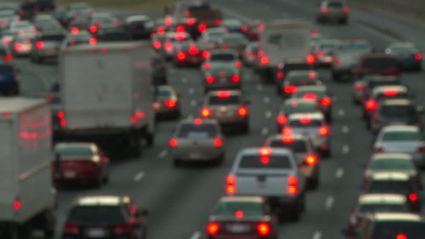 Static shot of out-of-focus traffic. The brake lights are seen during & Static Sped Up Out Of Focus Shot Of Traffic During Dusk In ... azcodes.com