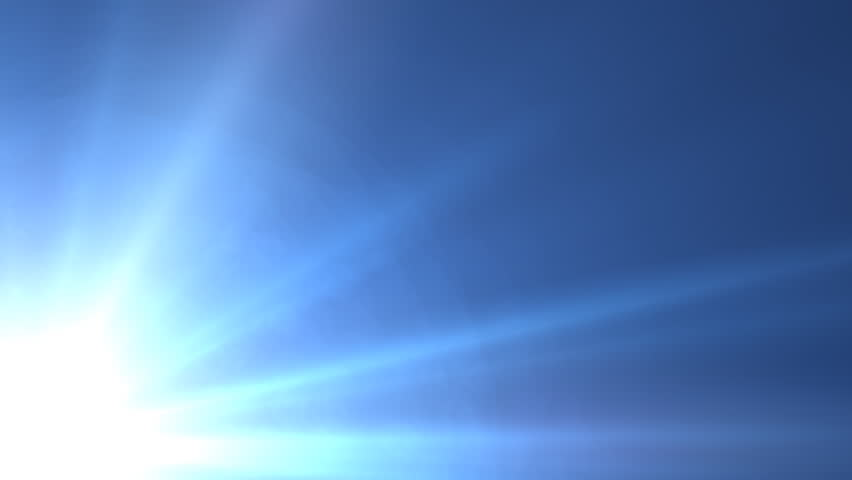 Loopable Space With Lighting Effects Background Stock Footage ...