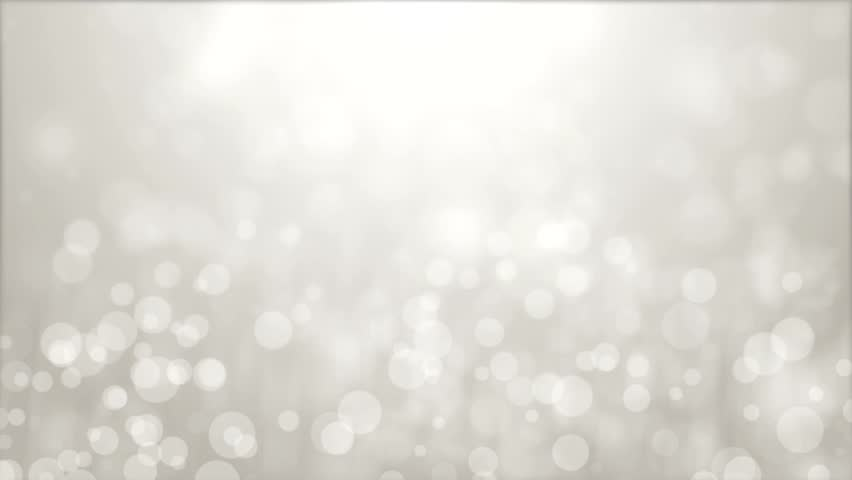 Abstract motion background in silver colors, shining Seamless loop. lights and sparkling particles. More sets footage in my portfolio.