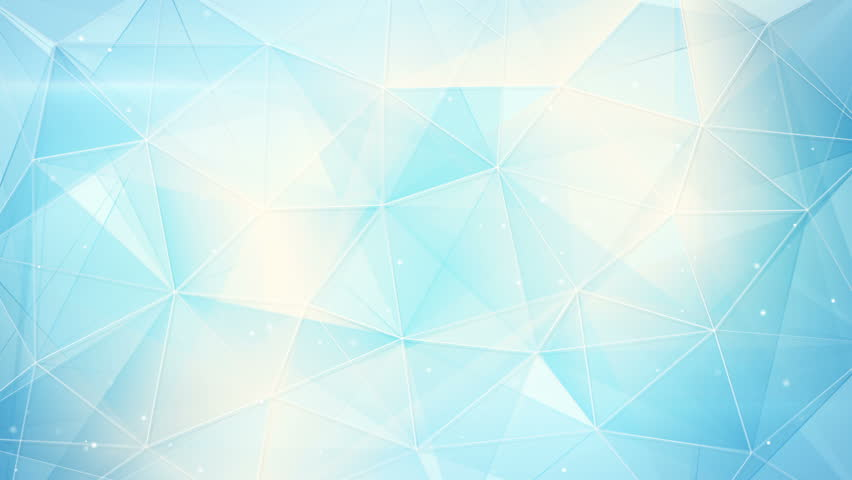 Futuristic Light Blue Triangles Pattern Stock Footage Video 100 Royalty Free 9925832 Shutterstock